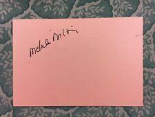 Melinda Dillon - Magnolia - A Christmas Story - Nightbreaker - Autographed 1978