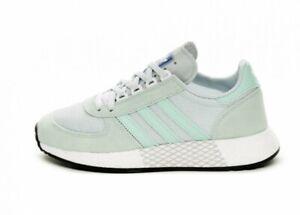 NEW Adidas Boost Marathon Tech Sneakers Running Mint Green G27708 Women's SZ  9
