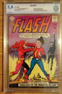 The Flash # 137  5.0 CBCS
