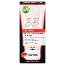 Garnier BB Crema Anti Envejecimiento Crema Hidratante Teñida de luz 50 Ml