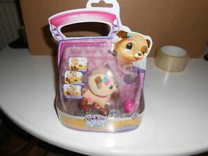 LITTLE LIVE PETS NAUGHTY PUPPY - -SPRINKY --NEW