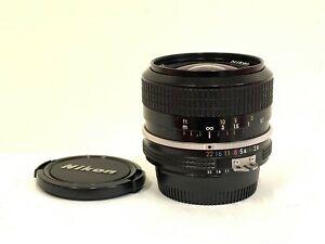 Very Good Used Nikon Nikkor 24mm f/2.8 AI Manual Focus Lens
