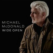 MICHAEL McDONALD WIDE OPEN CD (New Release September 15th 2017)