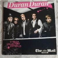 DURAN DURAN - 10 TRACK COLLECTORS EDITION CD (Daily Mail)