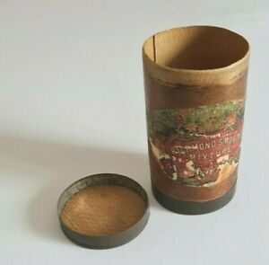 Traditional-Richmond Smoking Mixture-Rare-Antique-Tobacco Canister/Tin