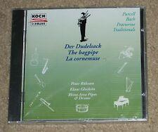 The Bagpipe / Der Dudelsack (CD 1992) NEW Praetorius Peter Rubsam