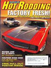 SUPERIOR SHIPPING  Popular Hot Rodding Magazine January 2006