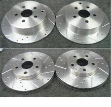 CELICA VVTI 140 d/'importation foré rainure disque plaquettes de frein R
