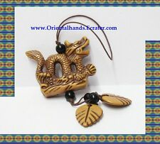 Chinese Year of the Dragon Cell Phone Charm Mascot A