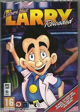 Leisure Suit Larry Reloaded Lounge Lizards for PC Brand New Sealed