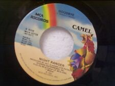"NIGHT RANGER ""GOODBYE / SEVEN WISHES"" 45  MINT"