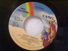 "NIGHT RANGER ""GOODBYE / SEVEN WISHES"" 45  MINT"
