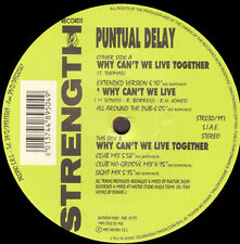 PUNTUAL DELAY - Why Can't We Live Together - Emotive