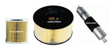 FOR BMW E46 316 318 1.8 2.0 02 03 04 05 SERVICE PARTS KIT OIL AIR FUEL FILTER