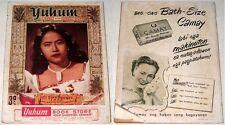 Philippine Iloilo YUHUM Magazine Lucy Briones 1952