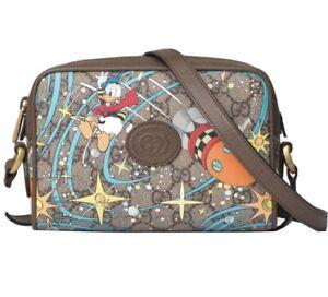 Disney Gucci Donald Duck Mini Shoulder Bag!!!