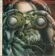 JETHRO TULL, STORMWATCH, AUTHENTIC LTD ED CD, JAPAN 2004, TOCP-67287 (NEW)
