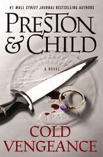 COLD VENGEANCE ~ PRESTON & CHILD ~ 2011 ~ FIRST EDITION ~ PENTERGAST BOOK #11