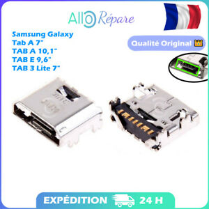 Connecteur de charge jack micro USB Samsung Galaxy Tab A / 3 lite T110 ORIGINAL