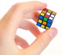 Worlds Smallest Rubik's Brain Teaser Cube 3x3-Used