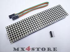 Dot Matrix Modul 4x 8x8 3mm MAXIM MAX7219 Arduino STM32 473