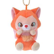 NEW Disney Store Japan Alice in Wonderland Dinah Plush Keychain Lovely