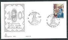 1997 ITALIA FDC CAPITOLIUM MERLONI NO TIMBRO ARRIVO - EDG15