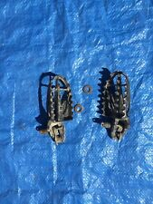 2003 03 Honda Crf450r Crf450 Crf 450r Footpegs Foot Pegs Hardware