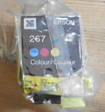Original  Epson T2670 T267  Workforce WF 100 W  color farbig  cym C13T26704010