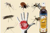 Mückenspray für Pferde - Icaridin - Stechmücken, Bremsen und Zeckenabwehr