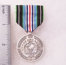 USA National Mapping and Imagery Agency Meritorious Service Medal