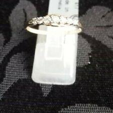 100% GENUINE Certified 1/5ct Argyle Diamond 9K Gold Ring