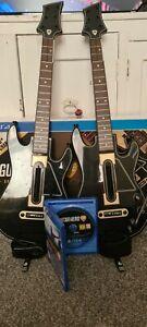 PS4 Guitar hero live. supreme editon. 2 guitars. PS4. Boxed.
