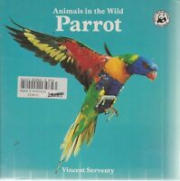 AUSTRALIAN FAUNA , ANIMALS IN THE WILD  , PARROT by VINCENT SERVENTY