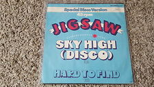"Jigsaw-Sky High 12"" vinile discoteca GERMANY"