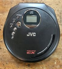 Jvc Xl-Pg37Bk Portable Personal Cd Player Anti-Shock Protection Tested