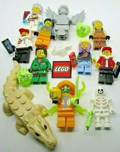 Lego HIDDEN SIDE - Pick Your Own Minifigure from 70418, 70419 70420 70421 70427