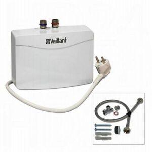 Vaillant miniVED H 6/2 Mini Elektr Durchlauferhitzer 5,7 kW, Untertischgerät OVP
