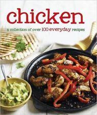 100 Recipes - Chicken (Love Food), New, Love Food Editors, Parragon Books Book
