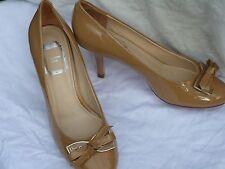CHRISTIAN DIOR ladies shoes size 6/39/blush/USA/new/sapatos/RRP£470/女士鞋/حذاء نس