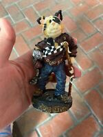 Boyds Bears & Friends The Purrstone Collection Racer Cat