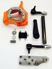 GM/CHEVY/FORD/JEEP/DODGE DANA 60 COMPLETE 1-TON CROSSOVER STEERING KIT-W KNUCKLE
