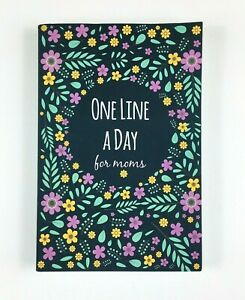 One Line a Day For Moms : A Five-Year Memory Journal Pre-Owned Clean Pages