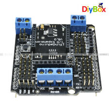 Expansion Shield V50 Xbee Bluetooth Srs485 Rs485apc220 Io Sensor For Arduino