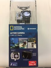 Genuine National Geographic Full HD Action Camera (mint condition)