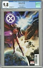House of X #6 CGC 9.8 Mike Huddleston Variant Cover Edition Marvel 2019