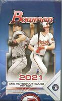 ⚾️ 2021 Bowman Hobby Baseball Hobby ⚾️RANDOM TEAM BOX BREAK *SEE DESCRIPTION*