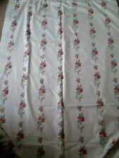 """Laura Ashley ONE curtain Length 86""""xwidth 86"""" --L438cmx W438cm Fabric """"Isis  Str"""