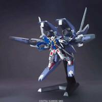BANDAI HIGH GRADE HG 1/144 MOBILE SUIT GUNDAM GN ARMS TYPE-E + EXIA TRANSAM MODE