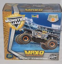 Revell Snaptite Build and Play Monster Jam Max D Model Kit